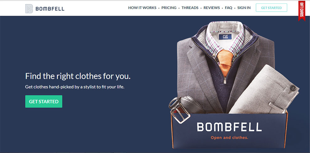 بمب فل - شخصی سازی تجارت الکترونیک