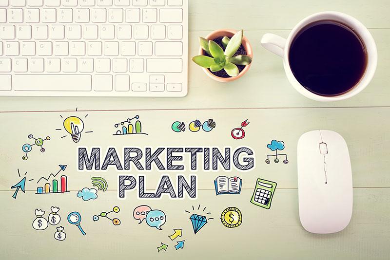 مدلهای برنامه بازاریابی کسب و کار اینترنتی