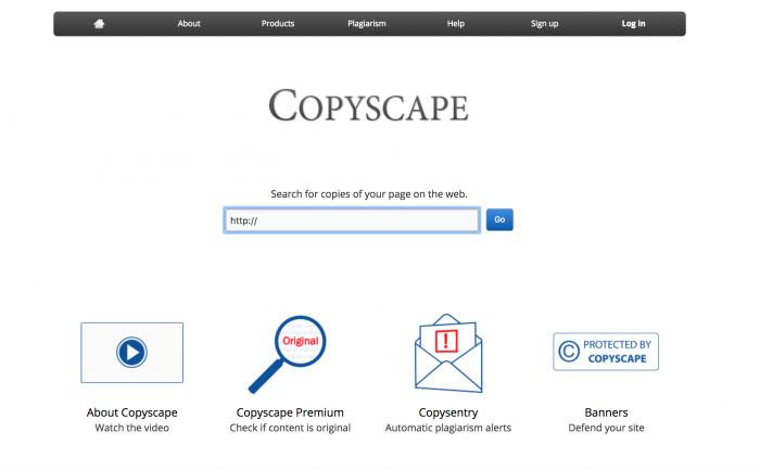 ابزار Copyscape برای سئو