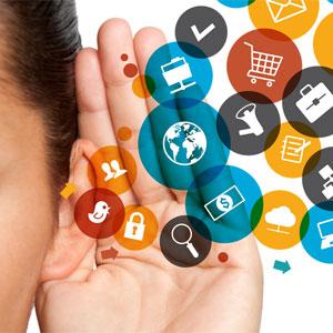 چرا گوش دادن به شبکه های اجتماعی در خدمات مالی ( فینتک ) مهم است؟