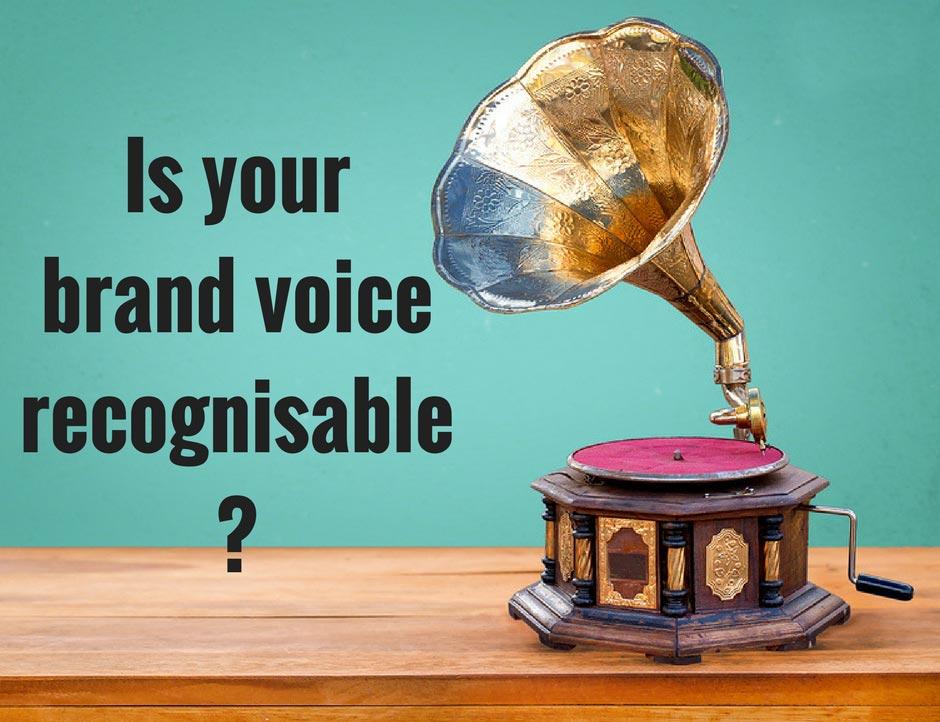 صدای برند brand voice