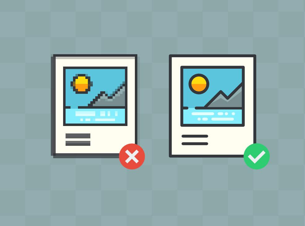 بهینه سازی سئو تصاویر