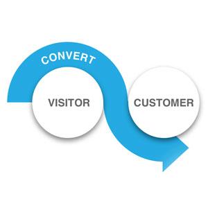 ۹ روش موثر تبدیل بازدیدکننده وبسایت به مشتری