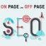 راهنمای کامل سئو داخلی (On Page) و سئو خارجی (Off Page)