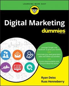 کتاب دیجیتال مارکتینگ برای تازه کارها