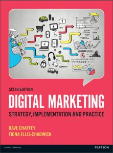 کتاب استراتژی دیجیتال مارکتینگ
