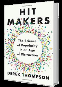 کتاب موفقیت سازها: علم محبوبیت در عصر عدم تمرکز دیجیتال