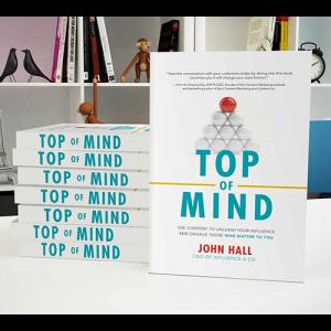 کتاب در ذهن : از محتوا برای افزایش تاثیرتان استفاده کنید و با کسانی که برایتان اهمیت دارند؛ تعامل کنید