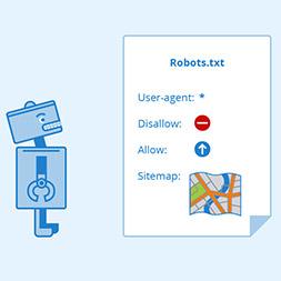 آنچه باید از فایل robots.txt بدانید   راهنمای استفاده